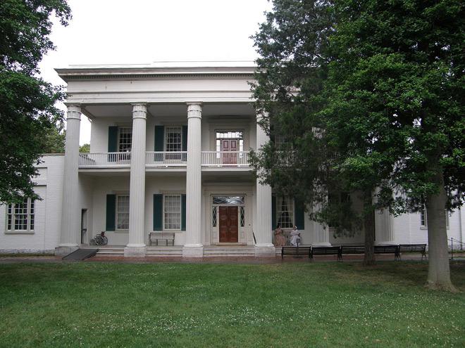 Tour săn ma đáng sợ trong tòa nhà của cựu tổng thống Mỹ Andrew Jackson - 1