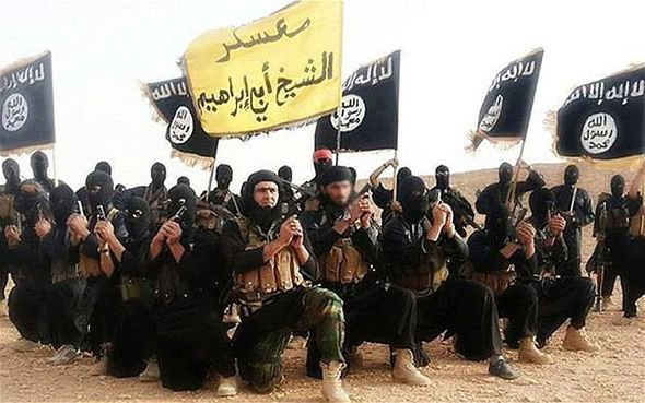 Khủng bố IS tuyên bố chiến tranh với phiến quân Taliban - 1