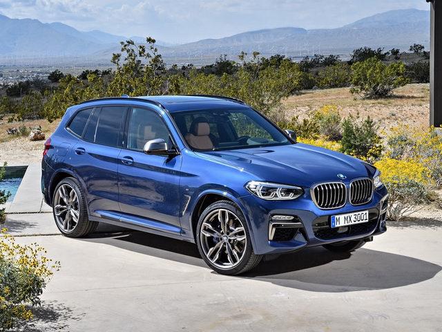 BMW X3 2018 hoàn toàn mới ra mắt - 1