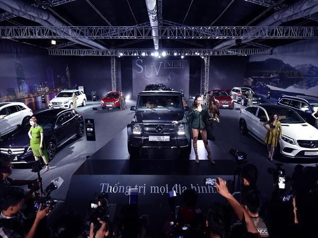 Mercedes-Benz Fascination 2017 sắp diễn ra ở Hà Nội - 1