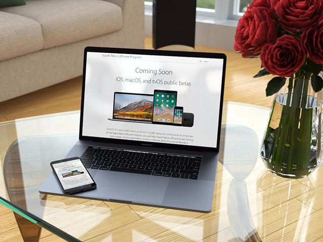Tải và cài đặt iOS 11 beta cho iPhone và iPad