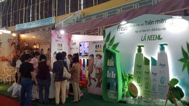 Thương hiệu mỹ phẩm Việt SCC khẳng định vị thế trong và ngoài nước - 1