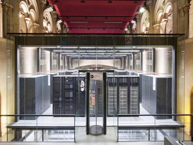 Lenovo triển khai thành công siêu máy tính thế hệ mới lớn nhất thế giới