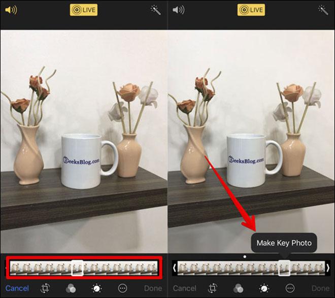 """Thủ thuật iOS 11: Tuyệt chiêu """"chế biến"""" ảnh Live Photo trên iPhone - 1"""