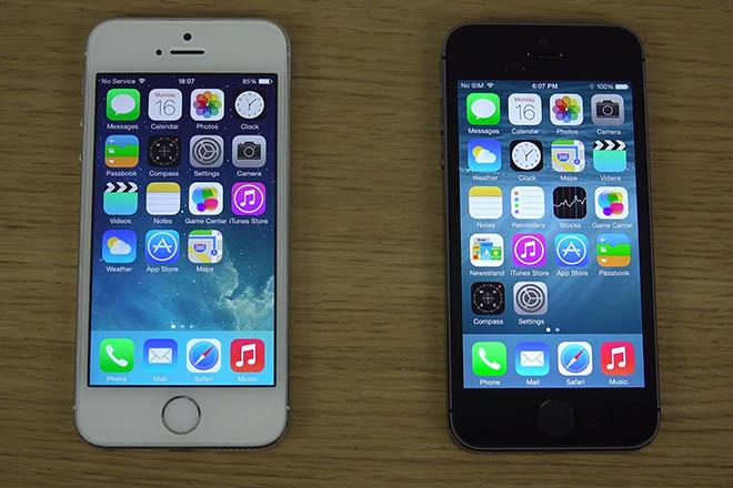 Tại sao iPhone 5S không có tính năng kiểm soát hiệu suất pin của iOS 11.3 - 1