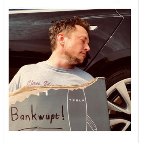 Tỷ phú công nghệ Elon Musk gây sốc bằng loạt tuyên bố phá sản nhân dịp... Cá tháng tư - 1