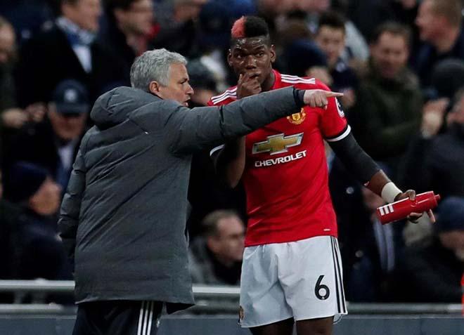 """""""Nội chiến"""" MU Pogba - Mourinho: Sếp lớn ra tay, cái kết như mơ - 1"""