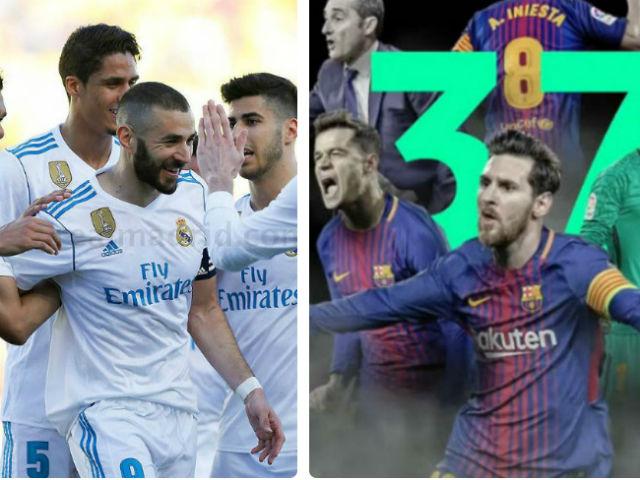 Tiêu điểm vòng 30 Liga: Vua Messi - Barca mơ kỷ lục vĩ đại