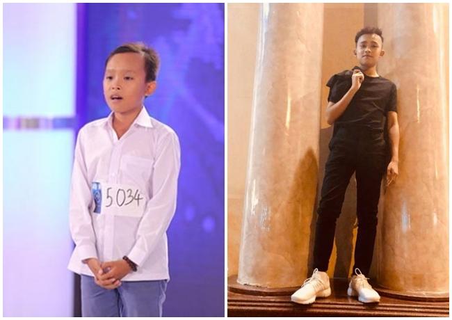 Hồ Văn Cường sinh năm 2003 được biết đến khi giành giải Quán quân VietNam Idol Kid năm 2016. Sau gần 2 năm gia nhập showbiz, cậu bé quê Tiền Giang đã thay đổi rõ rệt từ ngoại hình đến giọng hát khiến nhiều người bất ngờ.