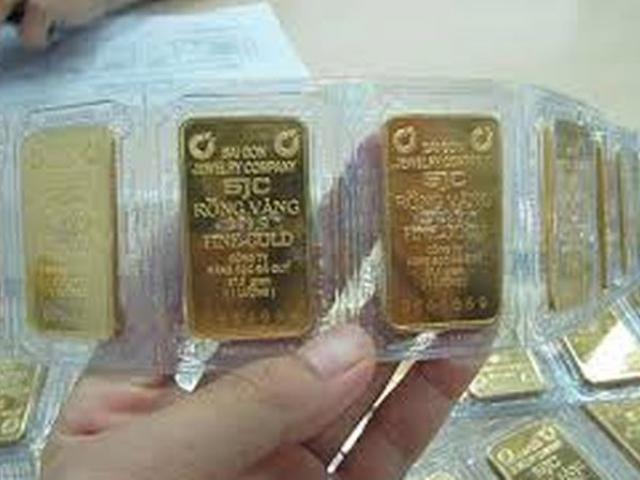 Tài chính - Bất động sản - Giá vàng tăng mạnh do chiến tranh thương mại Mỹ - Trung