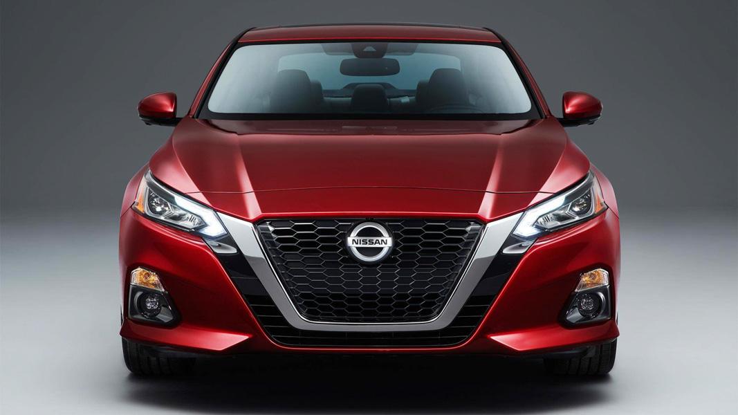 Đấu với Toyota Camry 2018: Nissan tung ra Altima 2019 thế hệ hoàn toàn mới - 1