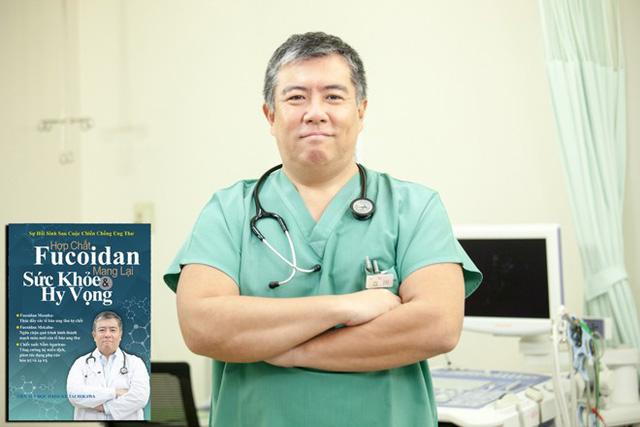 Hợp chất Fucoidan đem đến tin mừng cho người mắc ung thư - 1