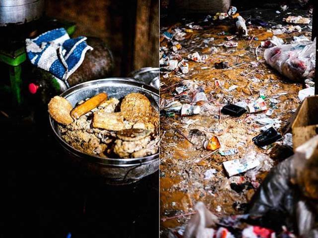 Món thịt vứt đi ngoài bãi rác trở thành món ăn không thể thiếu trong khu ổ chuột