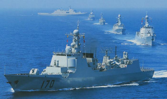 Trung Quốc đang làm gì ở Ấn Độ Dương? - 1