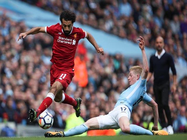 """Đại chiến Liverpool - Man City: """"Quái vật"""" Salah & nỗi ám ảnh Messi"""