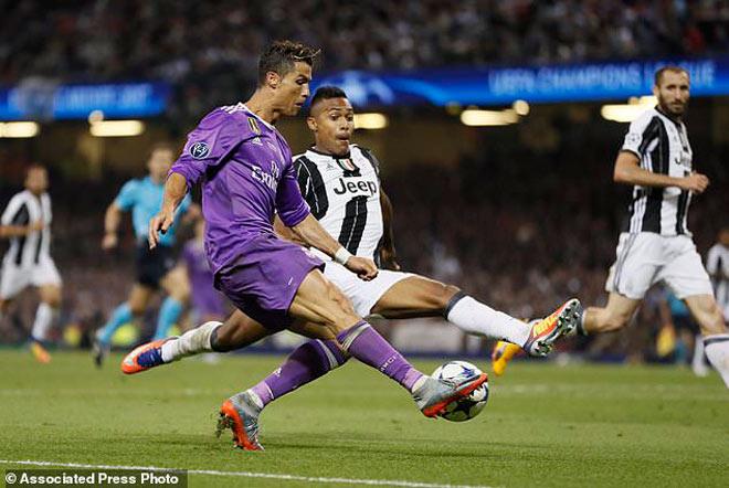 """Rực lửa tứ kết Cup C1: """"Hung thần"""" Ronaldo, Juventus cạn kế sách - 1"""