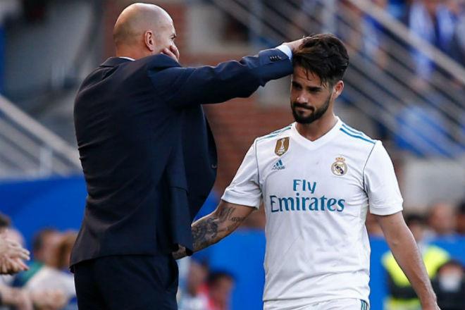 """Tin nóng Tứ kết cúp C1: Zidane """"vừa đấm vừa xoa"""" siêu dự bị - 1"""
