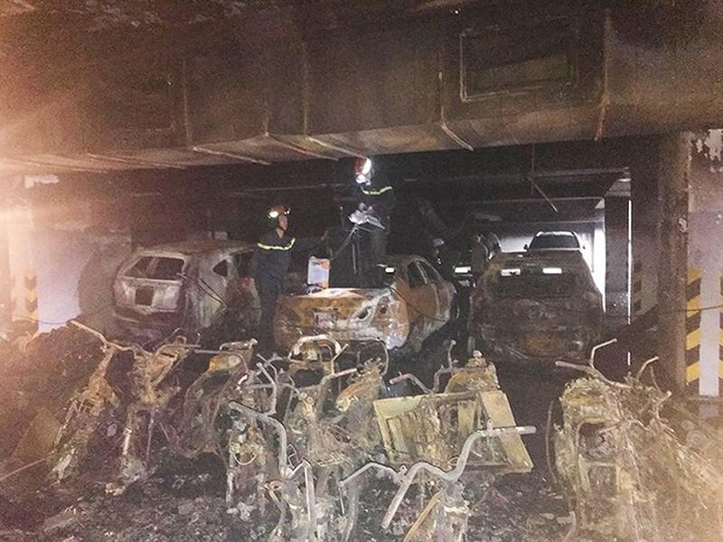 Vụ cháy Carina: 577 bất ngờ tung bằng chứng mới - 1