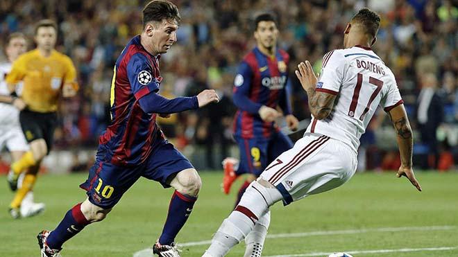"""Đại chiến Liverpool - Man City: """"Quái vật"""" Salah & nỗi ám ảnh Messi - 1"""
