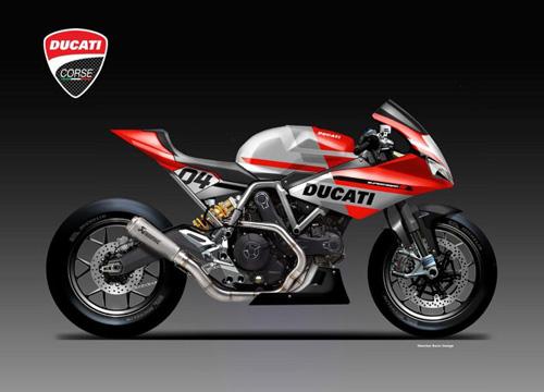 Nếu Ducati sản xuất supersport cỡ trung, đây sẽ là vẻ ngoài chính xác của nó - 1