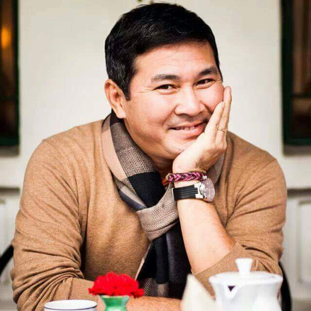 Chồng giúp tài xế bẻ lái 240 triệu, hoa khôi Thu Hương nói gì? - 1