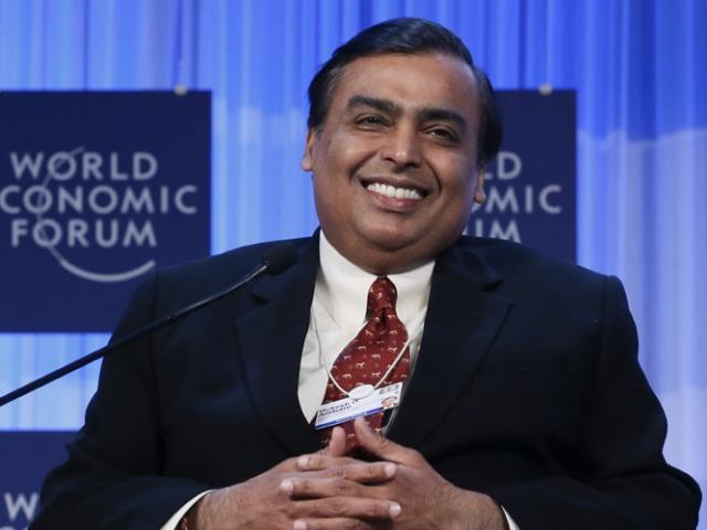 Bí mật ít ai biết về người đàn ông giàu nhất đất nước tỷ dân Ấn Độ