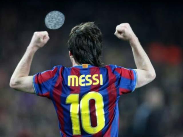Messi và cú poker đầu tiên tàn phá Arsenal: Phút bùng nổ của vĩ nhân