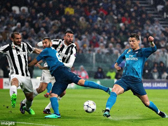 Kết quả bóng đá Juventus - Real Madrid: Hung thần Ronaldo, kịch bản kinh hoàng
