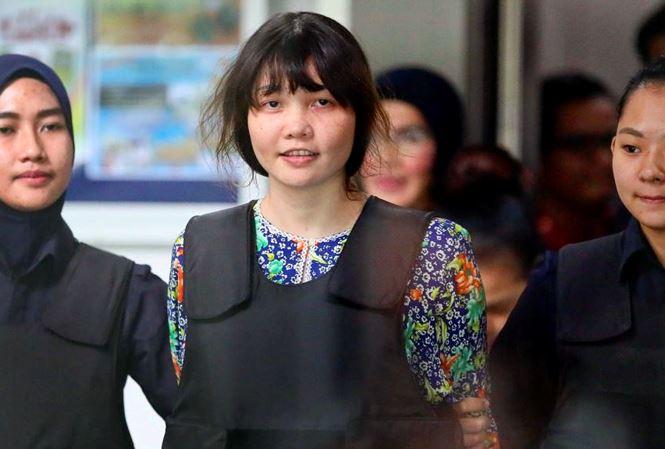 Vụ ám sát Kim Chol: Bất ngờ phát hiện Đoàn Thị Hương từng đến Hàn Quốc - 1