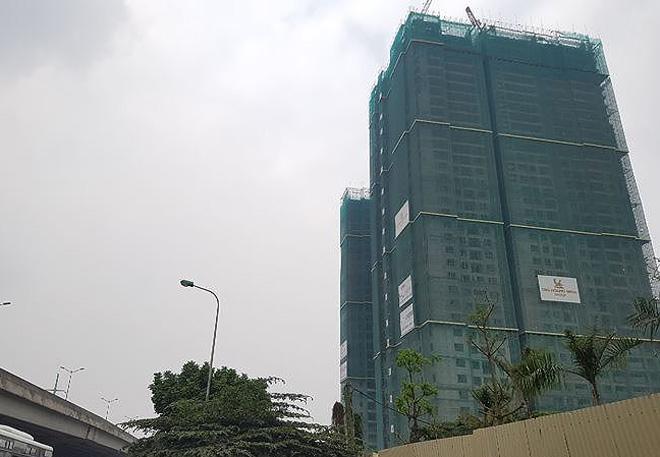 Hà Nội cho xây cao ốc 50 tầng ở vành đai 3 - 1