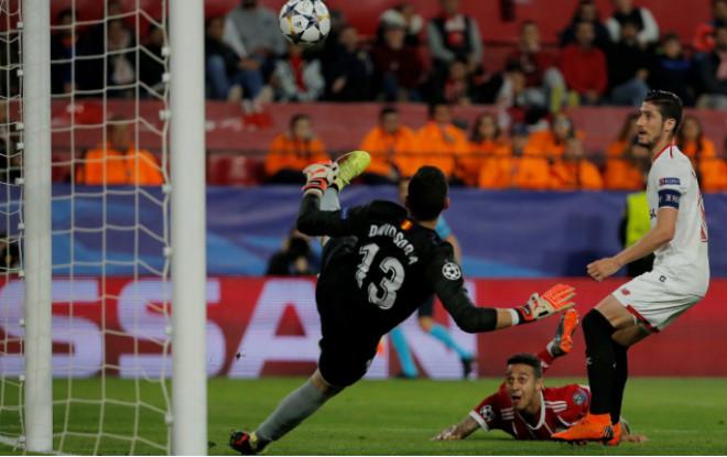 Sevilla - Bayern Munich: Đánh đầu xé lưới, ngược dòng đẳng cấp - 1
