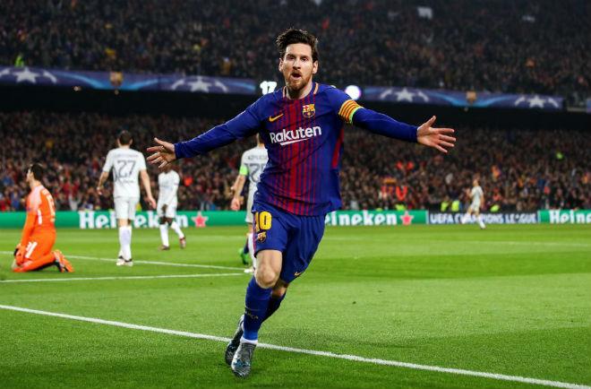 """Barcelona - AS Roma: Messi hừng hực, gieo ác mộng trên """"chảo lửa"""" - 1"""