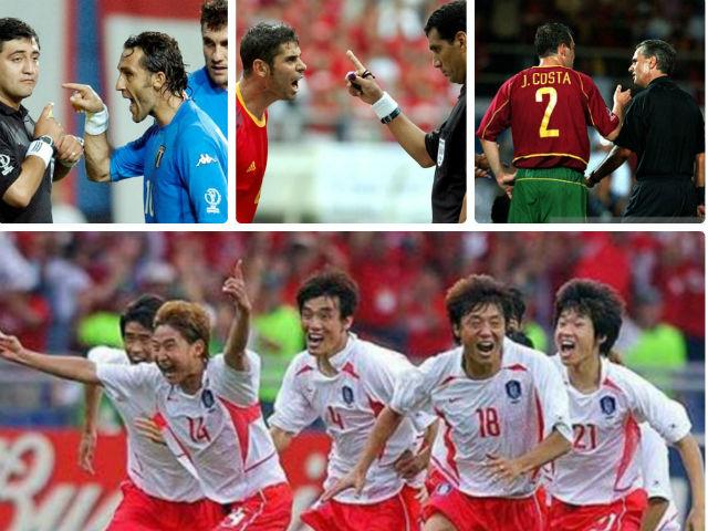 Khoảnh khắc điên rồ World Cup: Kỳ tích Hàn Quốc và nỗi hổ thẹn chưa từng có