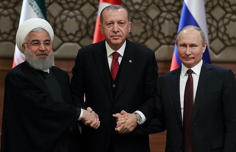 Ông Putin củng cố quan hệ với 2 quốc gia, đối đầu Mỹ - 1
