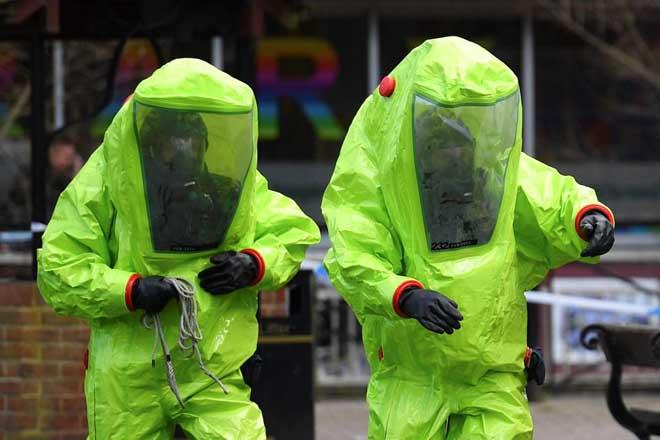 Phòng thí nghiệm Nga liên quan vụ đầu độc cựu điệp viên? - 1