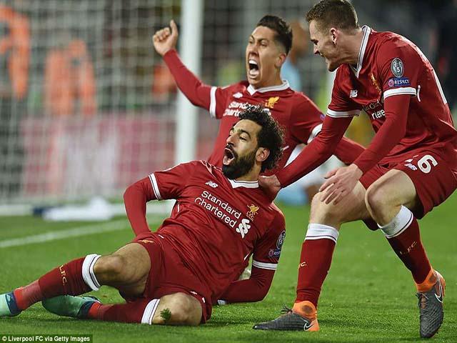Lượt đi tứ kết Cúp C1: Những kết quả gây sốc, Ronaldo - Salah lu mờ Messi
