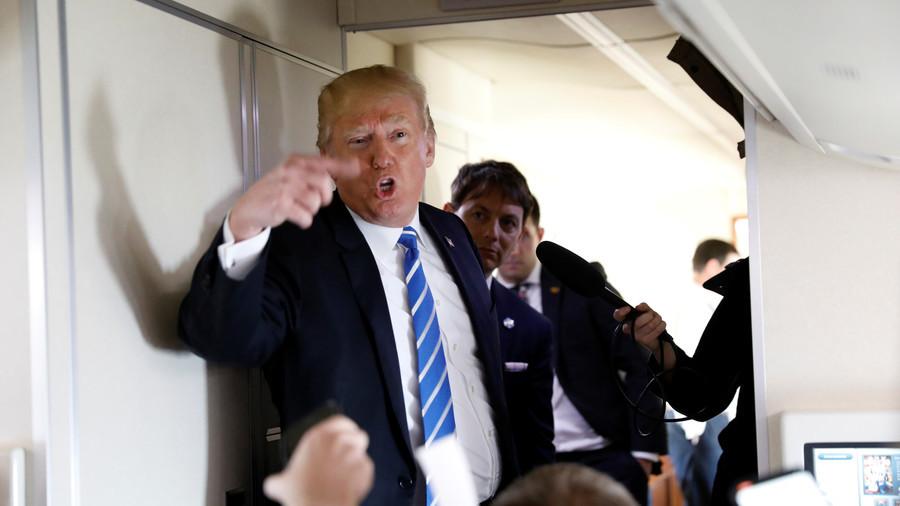 Trump dọa khiến Trung Quốc thiệt hại thêm 100 tỷ USD - 1