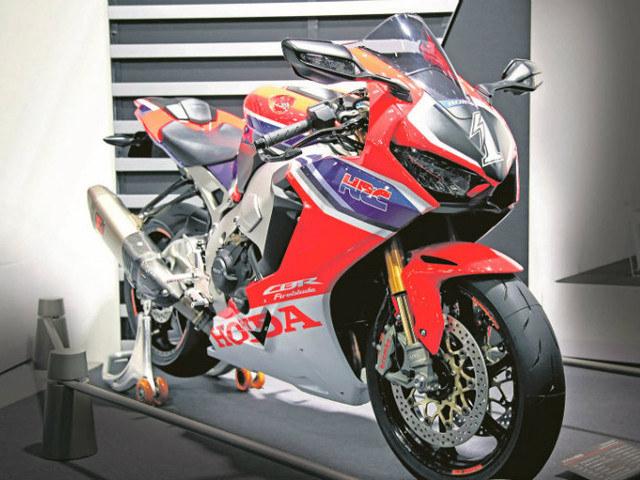 Honda CBR1000RR Fireblade SP Custom Concept sẽ chinh phục giải đua sức bền
