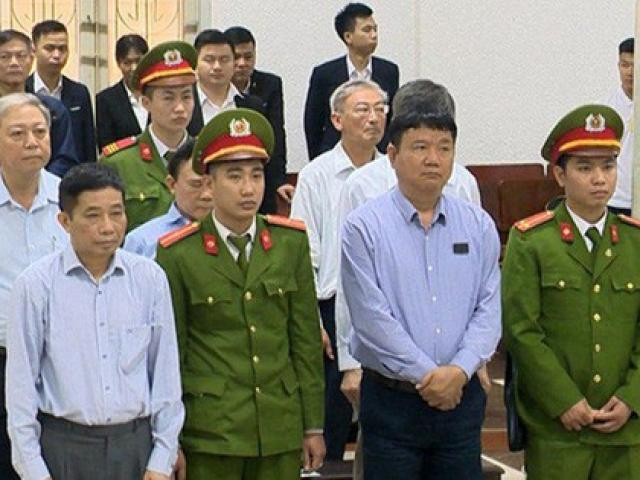 Bộ Tư pháp nói về 630 tỉ đồng ông Đinh La Thăng phải bồi thường