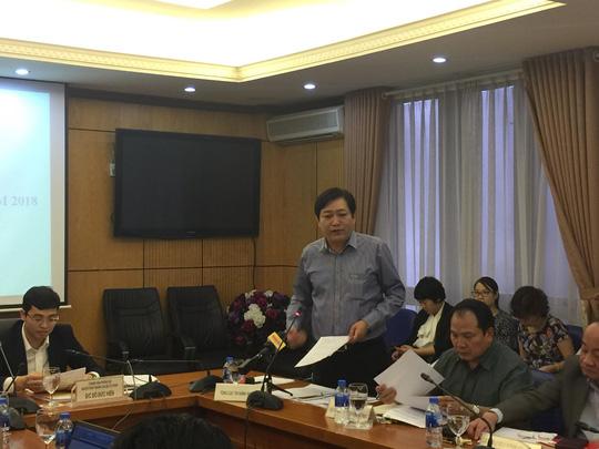 Bộ Tư pháp nói về 630 tỉ đồng ông Đinh La Thăng phải bồi thường - 1