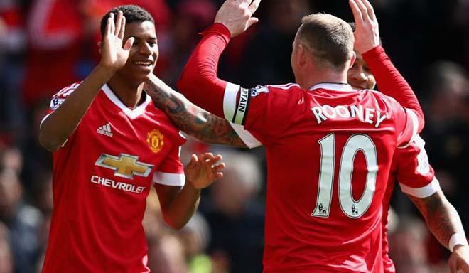 Chuyển nhượng MU: Rashford có thể đến Everton, tái hợp Rooney - 1