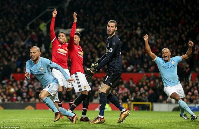 Man City - MU đại chiến 720 triệu bảng: Mourinho - Pep bơi giữa biển tiền - 1