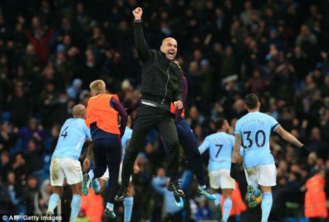 """Derby Man City - MU: Pepquyết thắng """"Quỷ đỏ"""", kế sách """"cướp chỗ"""" Mourinho - 1"""