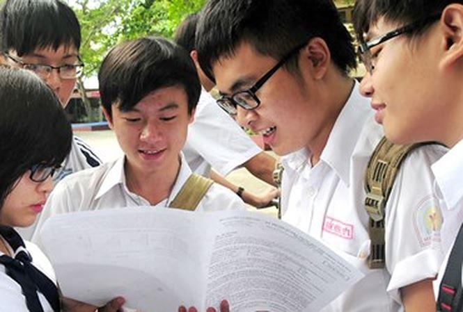 Hà Nội lưu ý học sinh về quy chế thi THPT quốc gia - 1