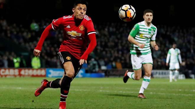 Họp báo Man City - MU: Mourinho nổi giận vì vụ Sanchez, Pep hứa không ăn mừng - 1