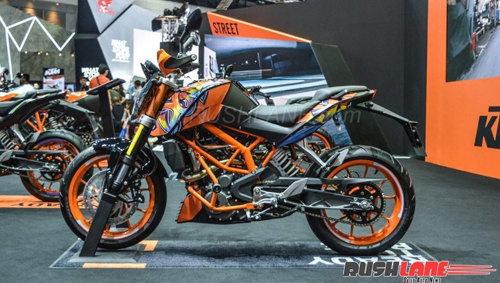 KTM 250 Duke Special Edition ra mắt, giá khoảng 131 triệu đồng - 1