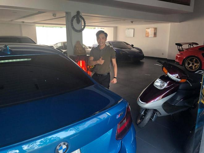"""Cường """"đô la"""" tậu BMW M2 độ chính hãng Dinan hơn 400 triệu đồng - 1"""