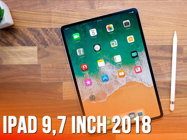 Cách dùng bút Apple Pencil trên iPad 9,7 inch 2018