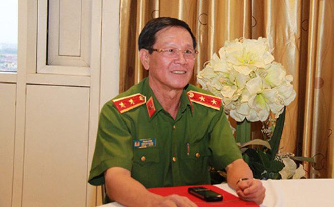 Công an Phú Thọ thông tin về vi phạm của cựu trung tướng Phan Văn Vĩnh - 1