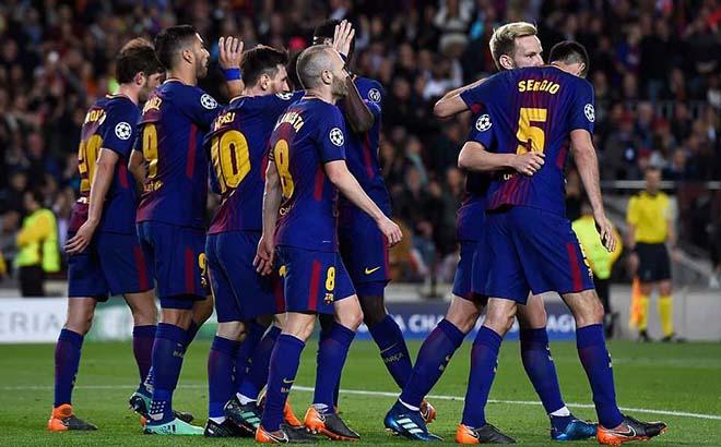 Barcelona - Leganes: Messi đua Giày vàng, Catalunya mở hội - 1